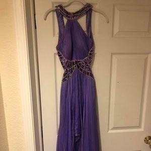 Hi-Low Sherri Hill Dress